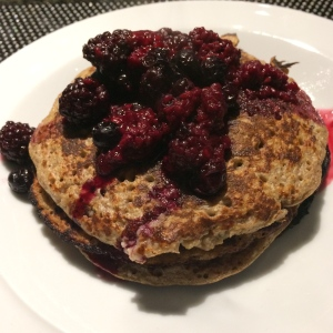 gluten-dairy-free-banana-oat-pancakes
